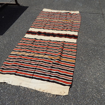 Native hand woven wool? - Rugs and Textiles