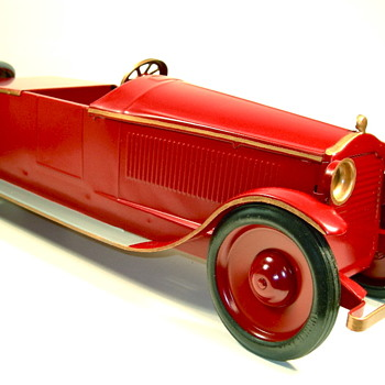 Turner Packard Roadster - Toys