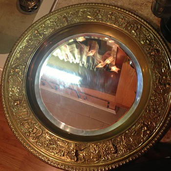 Lord ashburton ship mirror  (1843) - Furniture