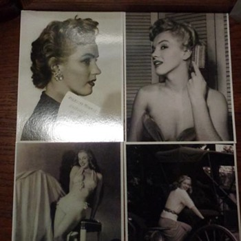 Marilyn Monroe Postcards