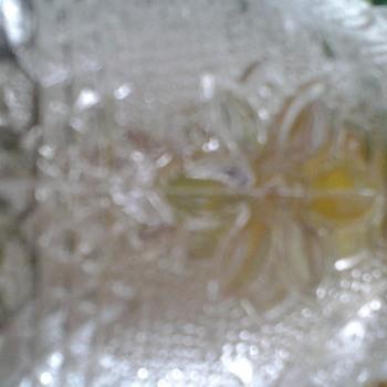 Tiara glass - Glassware