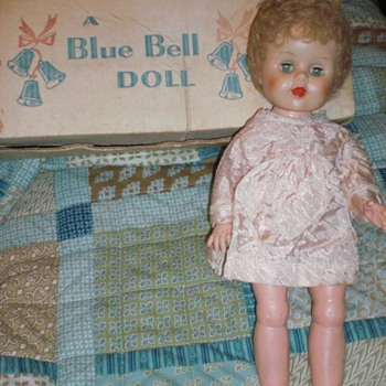 Old Doll need information - Dolls