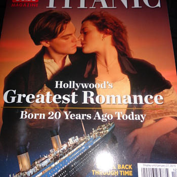 TV Guide: Titanic Special Collector Edition Magazines - Paper