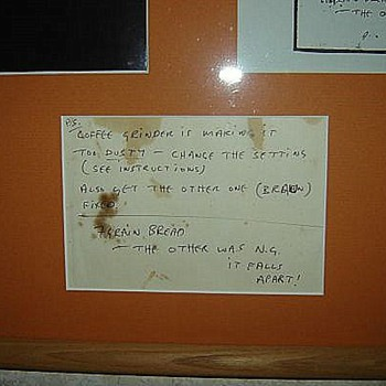 "John Lennon ""To Do"" list...1980..."