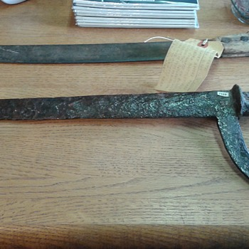 Antique Knife or sword