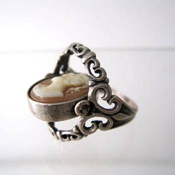 Victorian Flip Ring