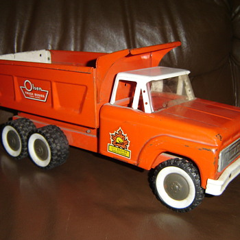 1960&#039;s  LI&#039;L Beaver Toy Truck