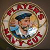 Players Navy Cut