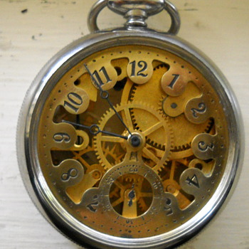 GrandFather to GrandFather - Pocket Watches