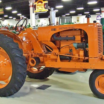 More from our visit to the Keystone Antique Truck and Tractor Museum. - Tractors