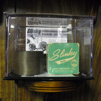 Original Slinky Toy - Games