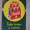 Coca Cola Sign Crazy!