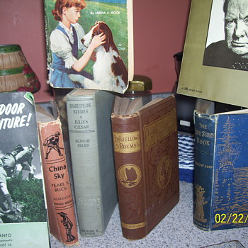 old books 1893 and up  - Books