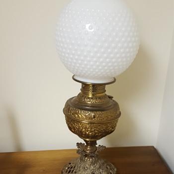 New Rochester Oil Lamp