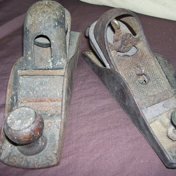vintage block planes - Tools and Hardware