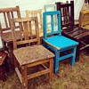 chairs galore!