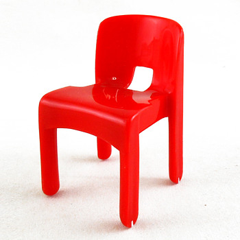 UNIVERSALE chair, Joe Colombo (Kartell, 1968)
