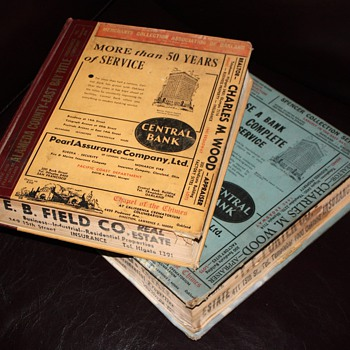 Polk's Oakland California City Directory - 1939 and 1943 - Oakland, Alameda, Berkeley, San Leandro, Etc... - Books