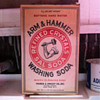 Arm &amp; Hammer Washing Soda box