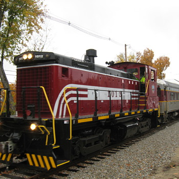 Train....... - Railroadiana