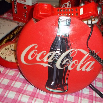 my favorites that i own...what are these worth ? - Coca-Cola