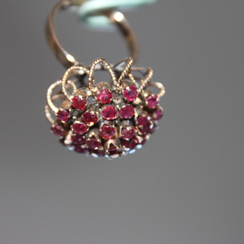 Ruby Dome Ring - Fine Jewelry