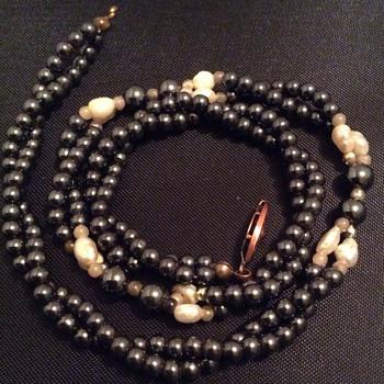 Black pearls - Fine Jewelry