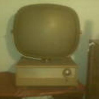 "1960 ""H"" Line Philco Television"