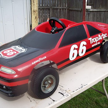 HELP- NASCAR and Murray Firebird - Model Cars