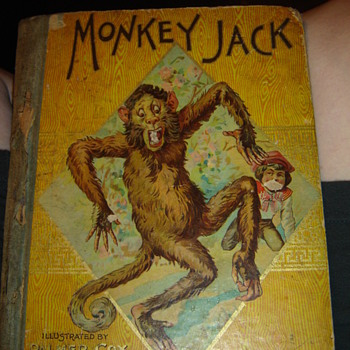 Monkey Jack - Books