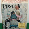 The Saturday Evening Post, Tattoo Artist by Norman Rockwell.Curtis publishing Co. 1944 Baron/Scott Enterprise, Inc. Puzzle.