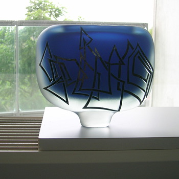 Marisa and Alain Begou - Art Glass