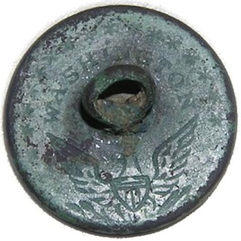 1792 Washington Political Reverse Cuff Button