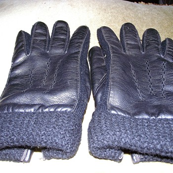 1966-'dents' mens gloves. - Accessories