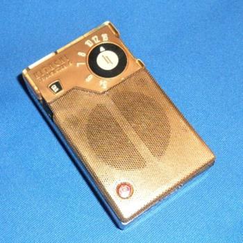 1950's HITACHI Transistor Radio