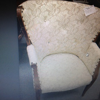Paoli (?) Chair, how much should I pay?