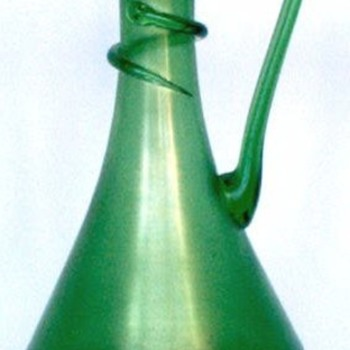 EARLY LOETZ FOR LOBMEYR - Art Glass