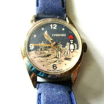 Lunar Landing Character Watch - Wristwatches