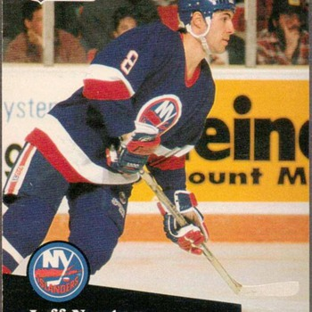 1991 - Hockey Cards (New York Islanders)