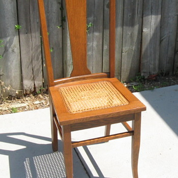 Looking for info regarding design style of this dining chair