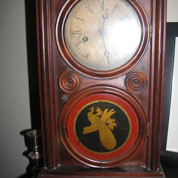 E Ingram Clock