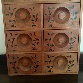 Vintage Jewellery Drawers  - Fine Jewelry