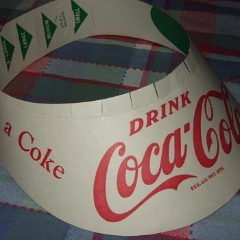 Minty: 1950's Coca-Cola paper viser - Coca-Cola