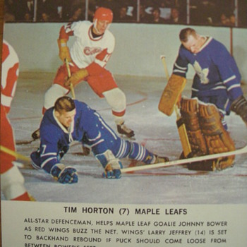1960 Game Action Shots with Description