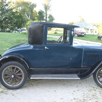 Newer Pictures of 1926 Star Car - Classic Cars