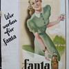 Fanta in the Coca-Cola news 1940