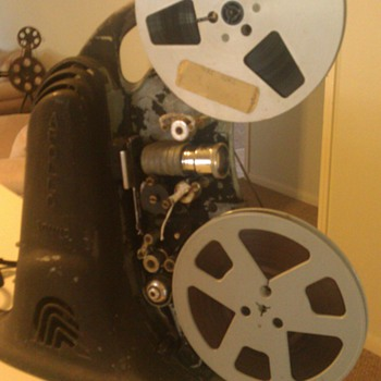 Art Deco Style 1930's Apollo Projector - Movies