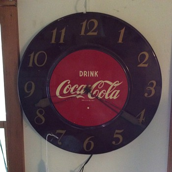 My clock, works but needs hands. HELP!
