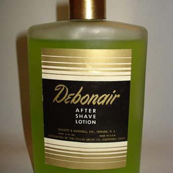 """AFTER SHAVE LOTION"" - Bottles"