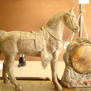 Horse clock - Clocks